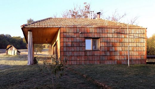 New Country House in Ukraine