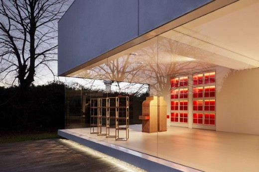 Glass Cube Italy