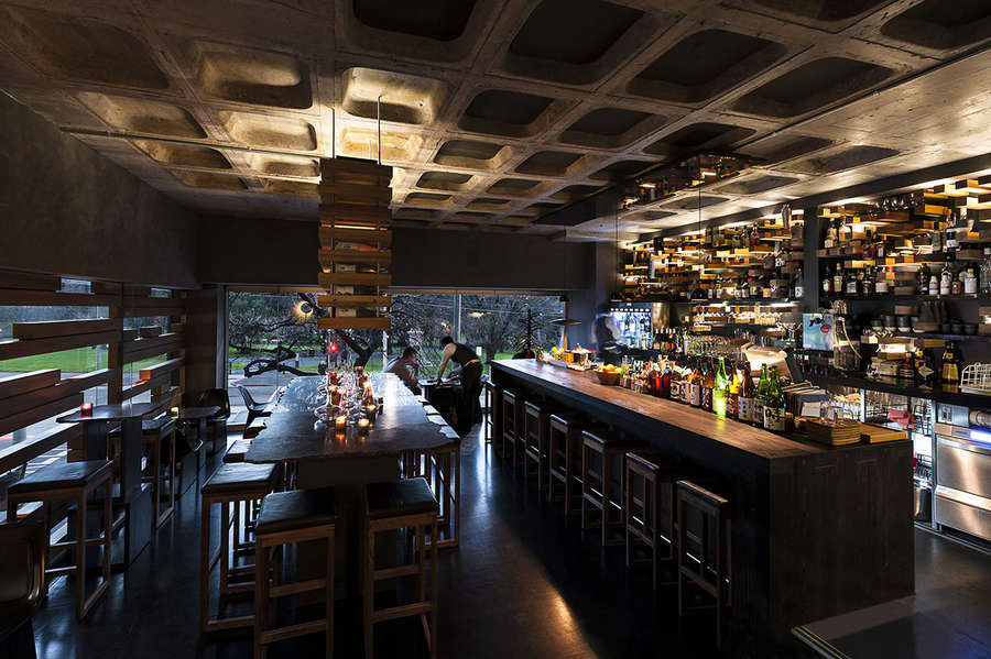 Hihou bar melbourne e architect