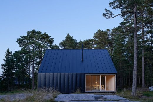 House Husaro in Stockholm - Swedish Building News