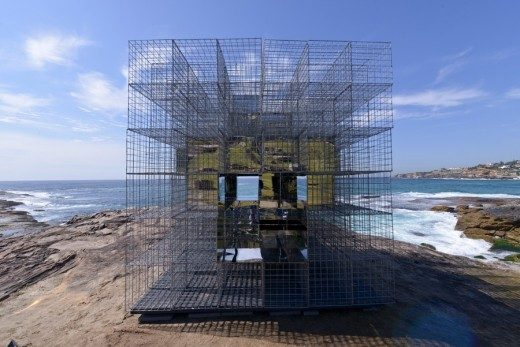 House of Mirrors on Bondi Beach, Sydney