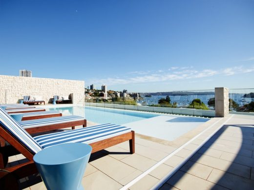 InterContinental Sydney Double Bay Hotel pool