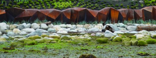 Metamorphous Seawall Vancouver Architecture News
