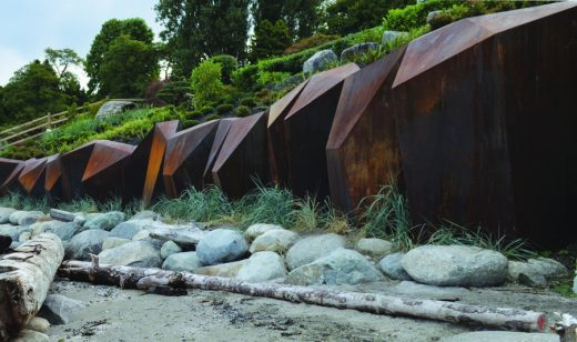Metamorphous Seawall