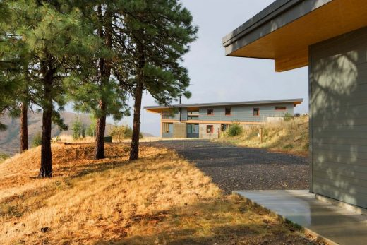 Nahahum Canyon House in Washington