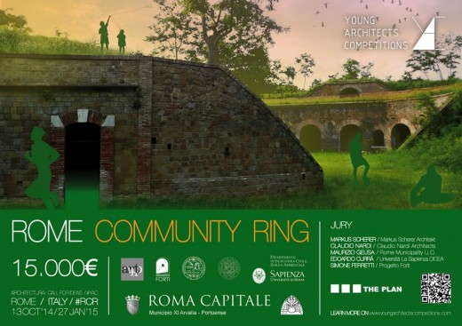 Rome Community Ring Contest