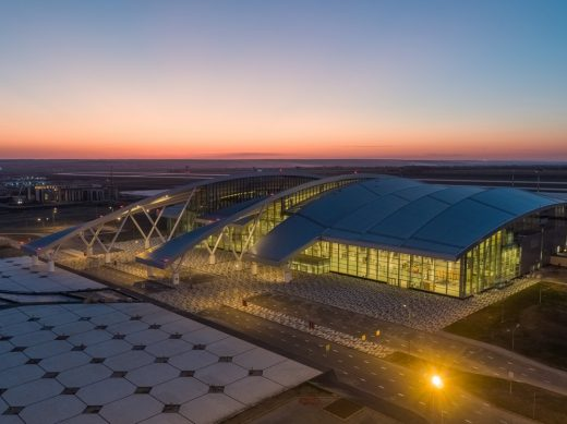 Rostov Airport in Russia