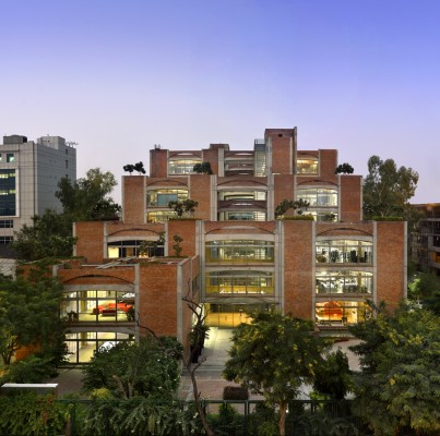 Triburg Headquarters Gurgaon
