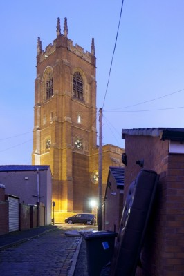 All Souls Church Pods in Bolton