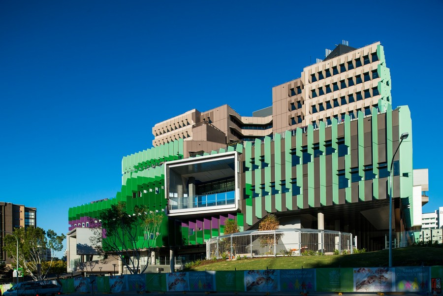 Lady Cilento Children S Hospital In South Brisbane E