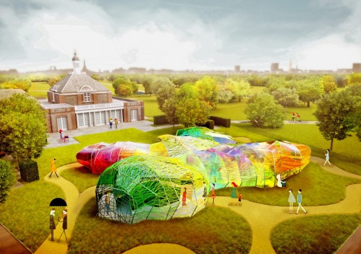 Serpentine Gallery Pavilion 2015
