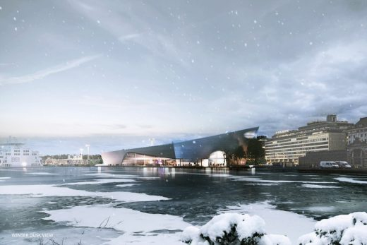 Submission for Guggenheim Helsinki Museum