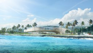 Barack Obama Presidential Center in Hawaii