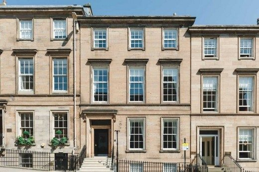 Blythswood Apartments in Glasgow