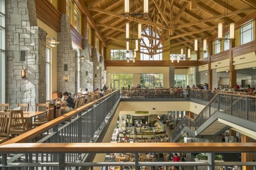 Bolton Dining Commons at University of Georgia