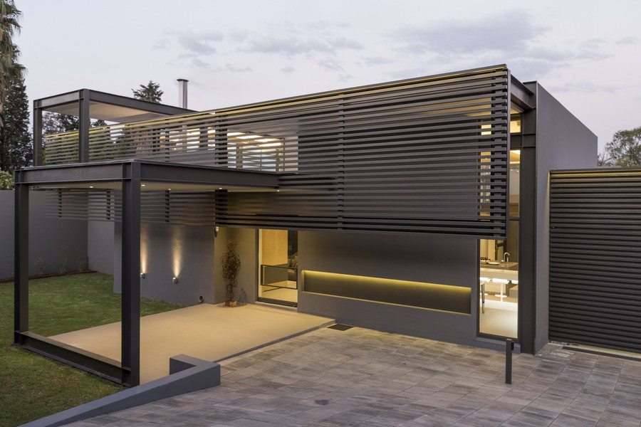 House Sar In Atholl E Architect