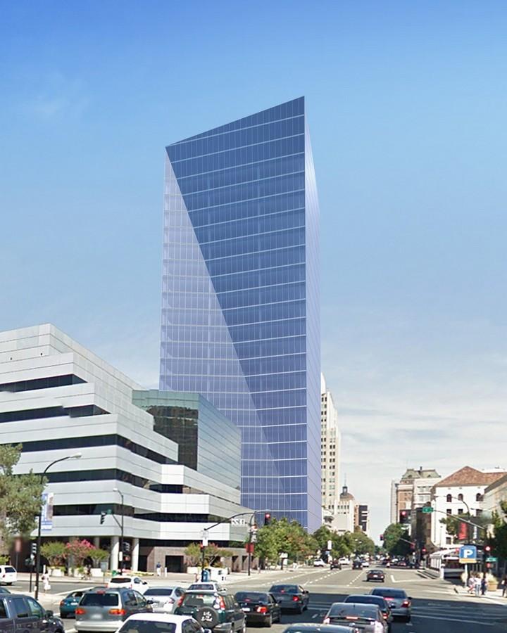 Sacramento New Buildings