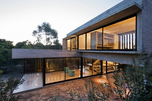 Contemporary home in Buenos Aires