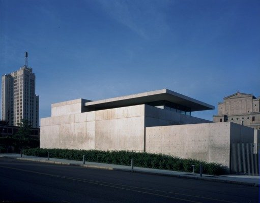 Pulitzer Arts Foundation in St Louis