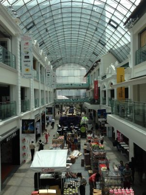 retail mall