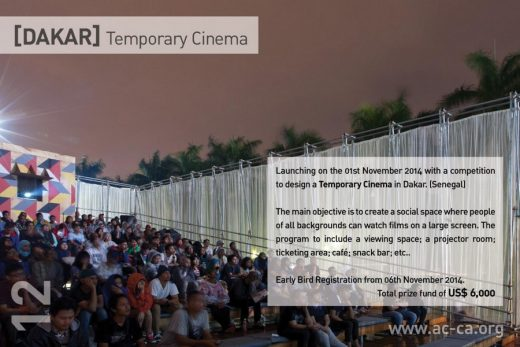 Temporary Cinema Competition