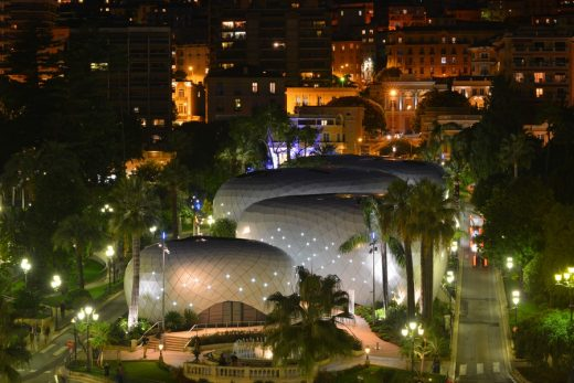The Pavilions Monte Carlo