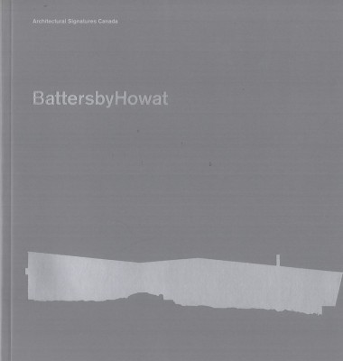 Battersby Howat Book by Brian Carter