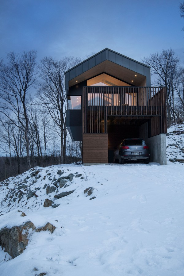 Bolton Residence In Quebec E Architect