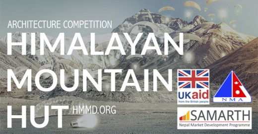Himalayan Mountain Hut Competition