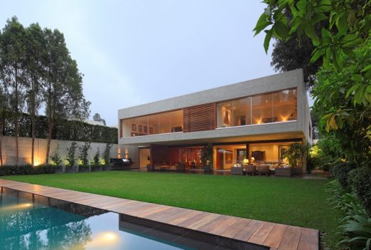 House H in Lima, Peruvian property