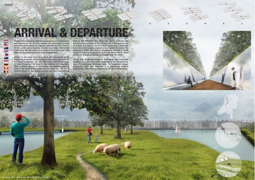 MH17 Memorial + Park Competition