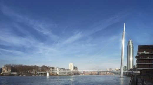 Nine Elms Pimlico Bridge Shortlist