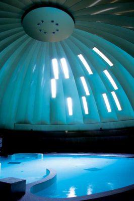 Arras Aquatic Center Building design by SAREA Alain Sarfati Architecture