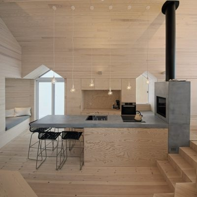 Havsdalen Holiday Home by Reiulf Ramstad Architects