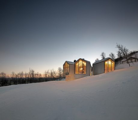 Holiday Home Project in Norway