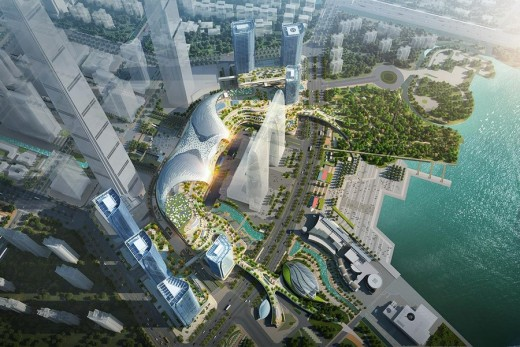 Element Suzhou Science And Technology Town E Architect