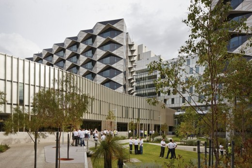 The Fiona Stanley Hospital