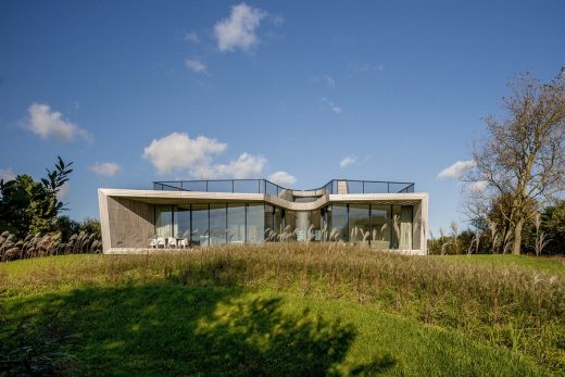 The WIND House in Noord-Holland by UNStudio