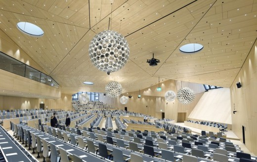 United Nations New Conference Hall