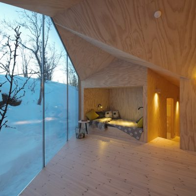 Contemporary Buskerud Property design by Reiulf Ramstad Architects