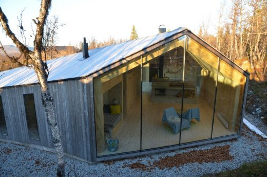 Norwegian Property in Ål by Reiulf Ramstad Architects