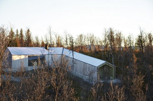 New Buskerud Property design by Reiulf Ramstad Architects