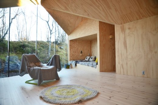 V-Lodge in Ål by Reiulf Ramstad Architects