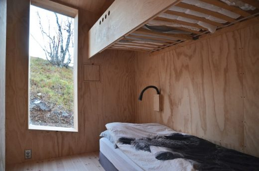 All-year cabin for a family of five