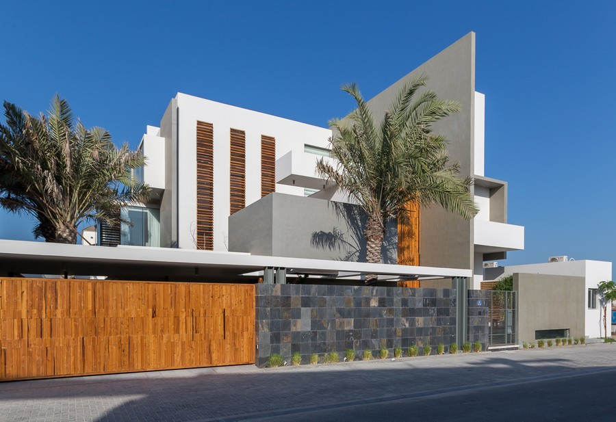 Amwaj Villa in Bahrain e architect