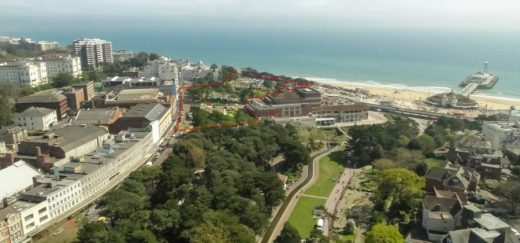 Bournemouth development competition site