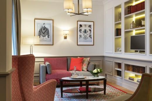 Paris apartment hotel