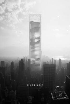 2015 eVolo Skyscraper Competition 1st place