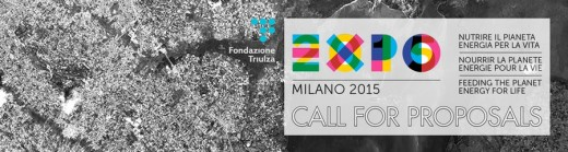 Expo Milano 2015 architecture competition