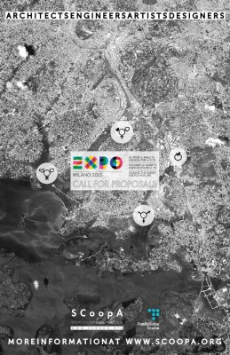 Expo Milano 2015 design competition